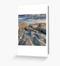 smoot lines 2 Greeting Card