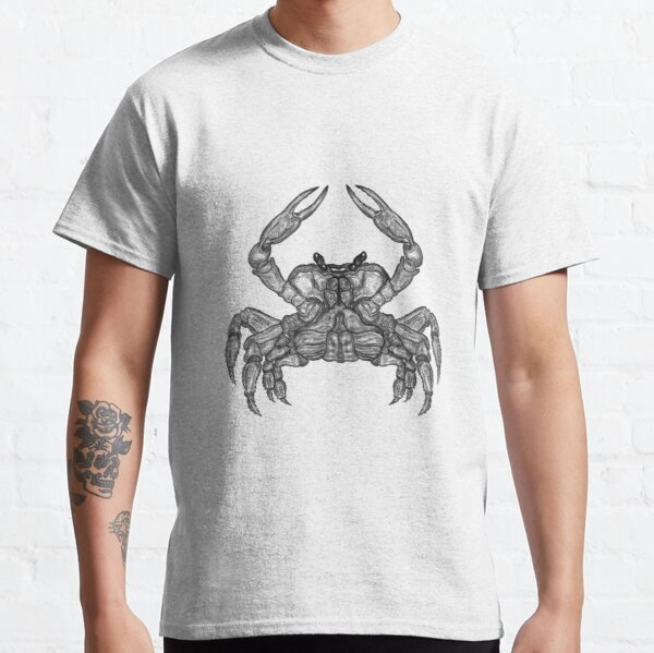 Crab Sketch Classic T-Shirt