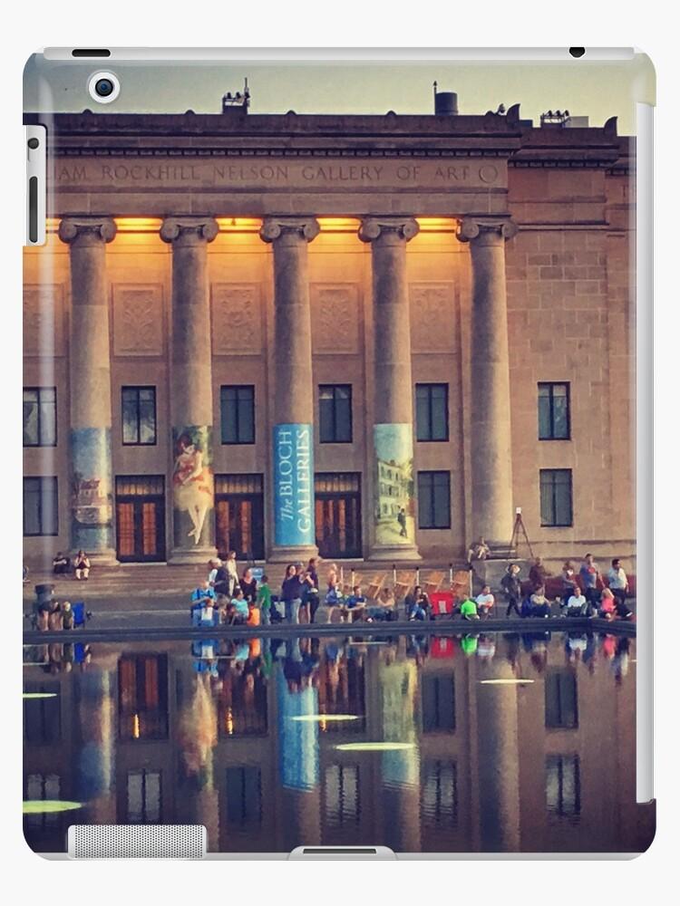 Nelson Atkins Museum of Art by Robert Baker