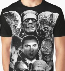 Universal Monster Gang Graphic T-Shirt