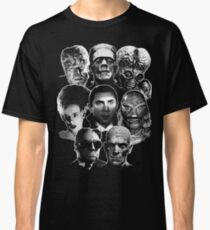 Universal Monster Gang Classic T-Shirt