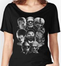 Universal Monster Gang Women's Relaxed Fit T-Shirt