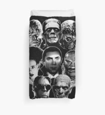 Universal Monster Gang Duvet Cover