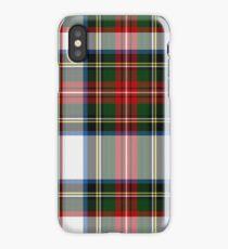 Clan Stewart Dress Tartan Plaid Pattern iPhone Case