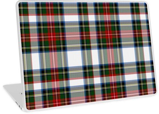 Clan Stewart Kleid Tartan Karo Muster von Whimsydesigns