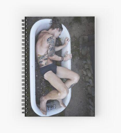 Porcelain Prisons Spiral Notebook