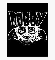 Dobby Band Shirt Photographic Print