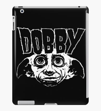 Dobby Band Shirt iPad Case/Skin