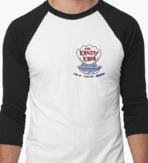 The Krusty Krab Men's Baseball ¾ T-Shirt