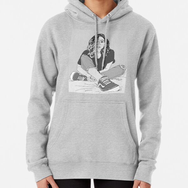The Gabbie Show line drawing Pullover Hoodie