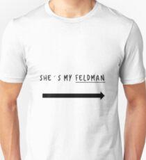 Corey Feldman and Corey Haim - friendship tshirt. Look on my portfolio for the other one! Unisex T-Shirt