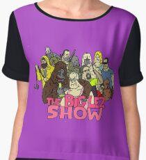 The Big Lez Show Chiffon Top