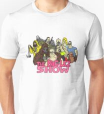 Die große Lez Show Slim Fit T-Shirt