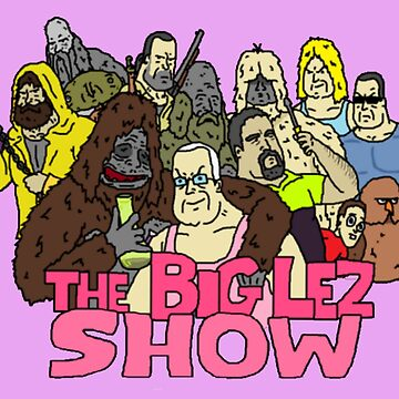 The Big Lez Show by Noshin95
