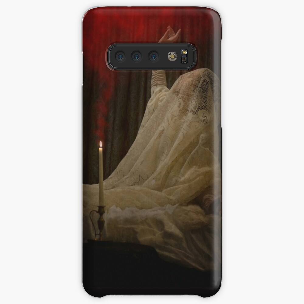 The Queen Lay Dying Of Her Own Will Case & Skin for Samsung Galaxy
