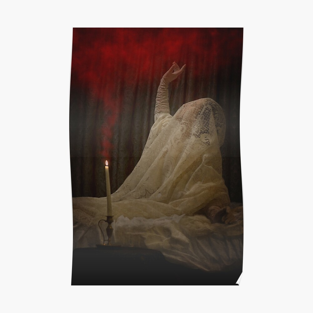 The Queen Lay Dying Of Her Own Will Poster
