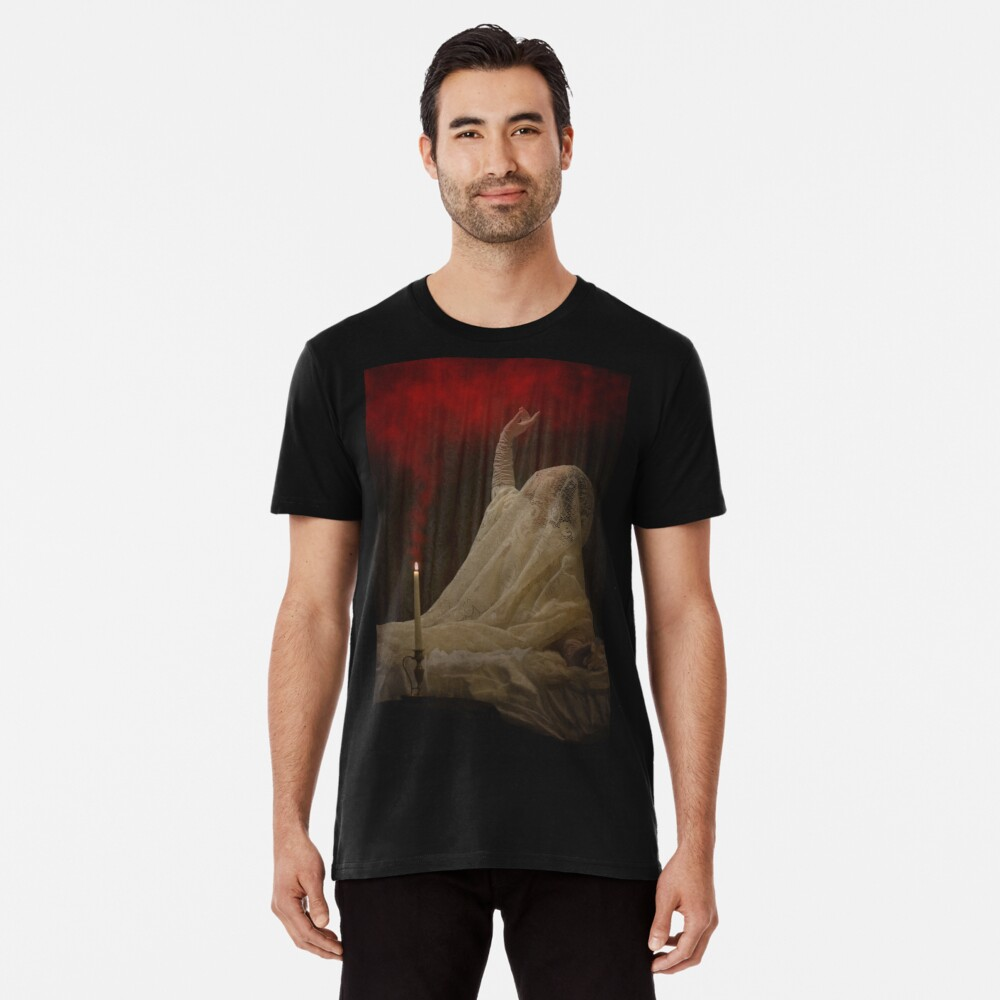 The Queen Lay Dying Of Her Own Will Premium T-Shirt