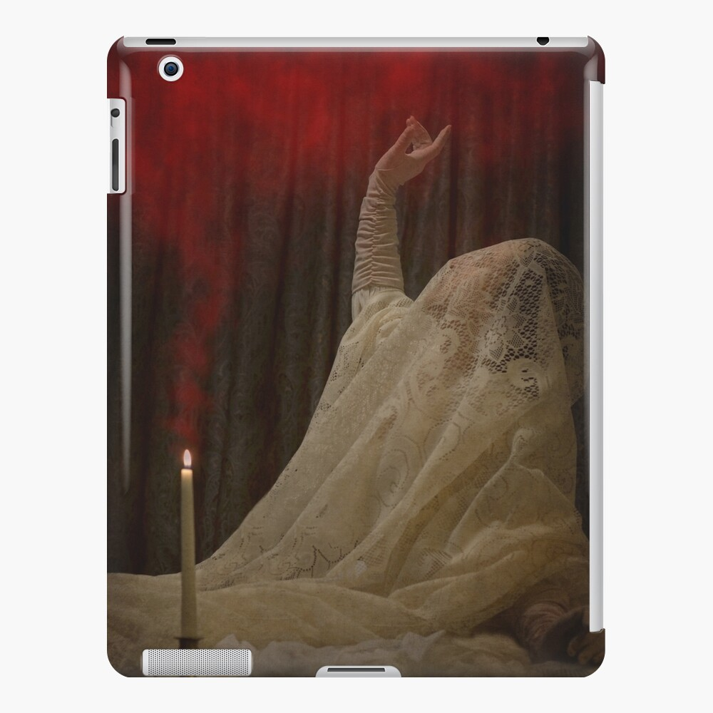 The Queen Lay Dying Of Her Own Will iPad Case & Skin