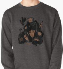 Sza Ctrl Alternative Album Art Sweatshirt