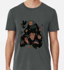 Sza Ctrl Alternative Album Art Männer Premium T-Shirts