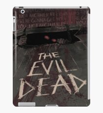 The Evil Dead  iPad Case/Skin