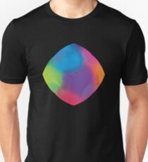 Abstract Color Pattern T-Shirt