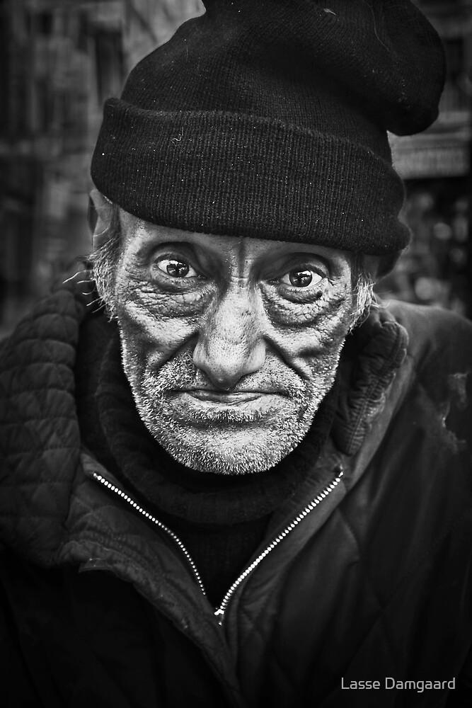European Portraits No. 9 by Lasse Damgaard