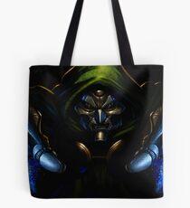 doctor doom Tote Bag