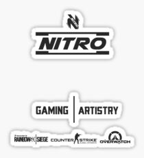 Nitro Prototype Sticker