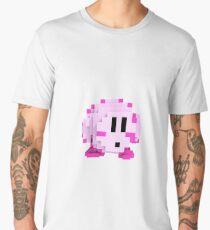 Kirby Voxel art Men's Premium T-Shirt