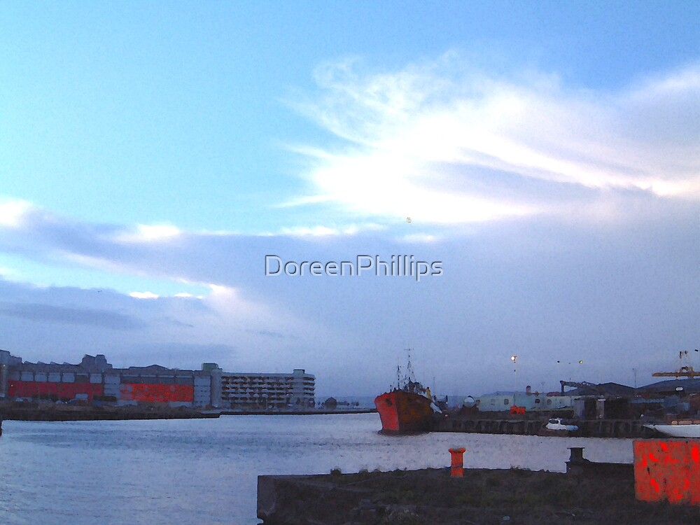 Leith Dockland by DoreenPhillips