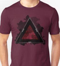 Bermuda Triangle-FANXYCHILD Unisex T-Shirt
