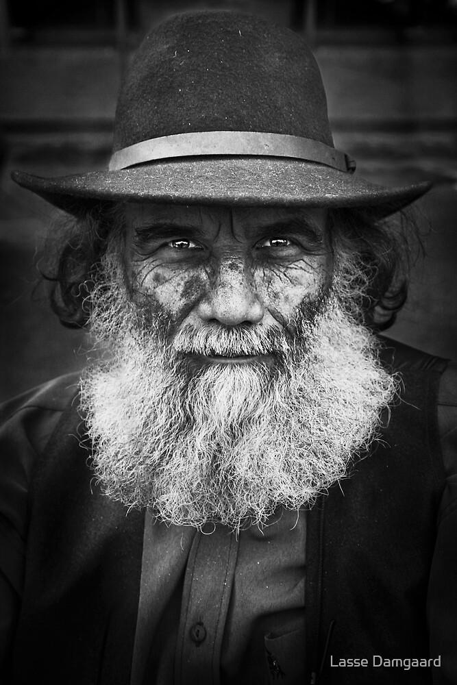 European Portraits No. 12 by Lasse Damgaard