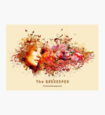 The Beekeeper Design from ToriAmosDiscography.info Photographic Print