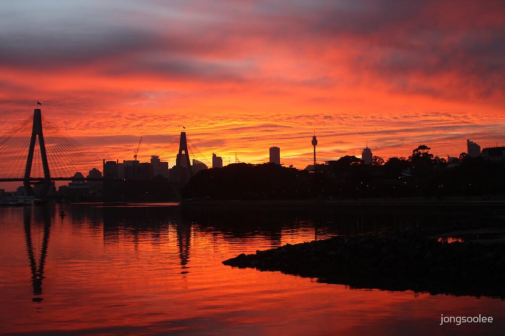 Sydney morning by jongsoolee