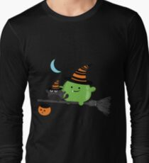 Halloween - Mochi Witch and Friends T-Shirt