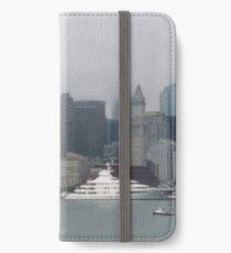 Boston View iPhone Wallet