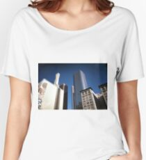 Cityscape Women's Relaxed Fit T-Shirt