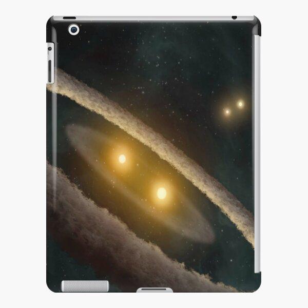 Four suns iPad Snap Case