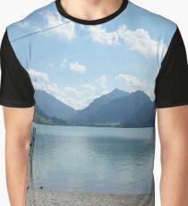Lake Schliersee Graphic T-Shirt