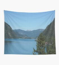 Achen Lake Wall Tapestry