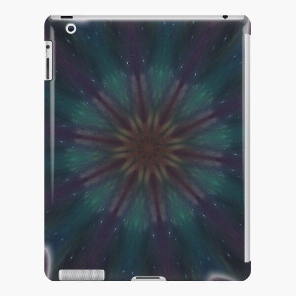 Green magic iPad Snap Case