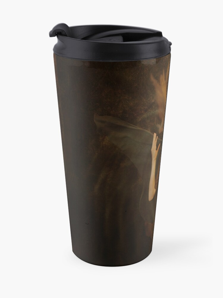 Alternate view of To Be So Full Travel Mug