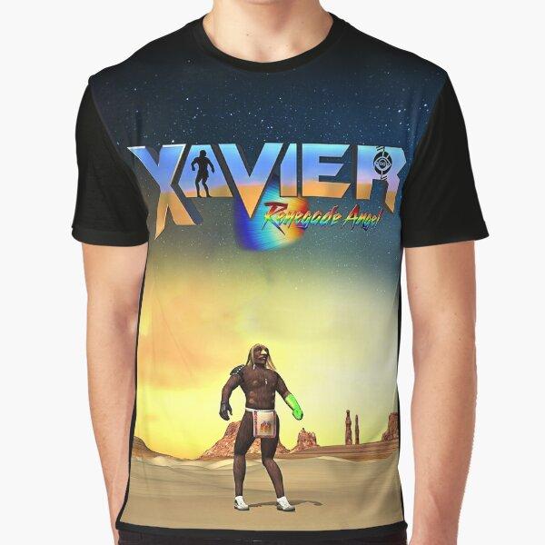 Xavier Renegade Angel Graphic T-Shirt