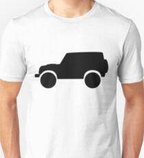 suzuki Jimny - black T-Shirt