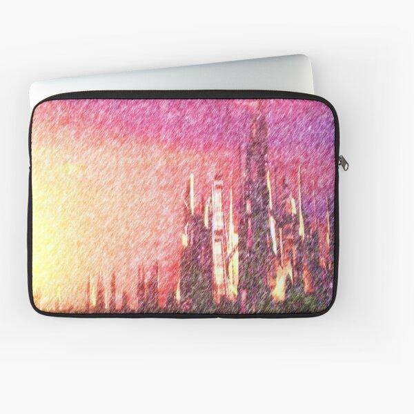 Alteran sunset Laptop Sleeve