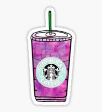 Starbucks Berry Hibiscus Refresher Sticker