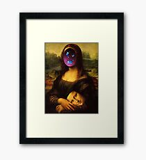 WHAT IF.. Framed Print