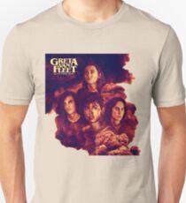 Greta Van Fleet Tour Dates 2017 Unisex T-Shirt