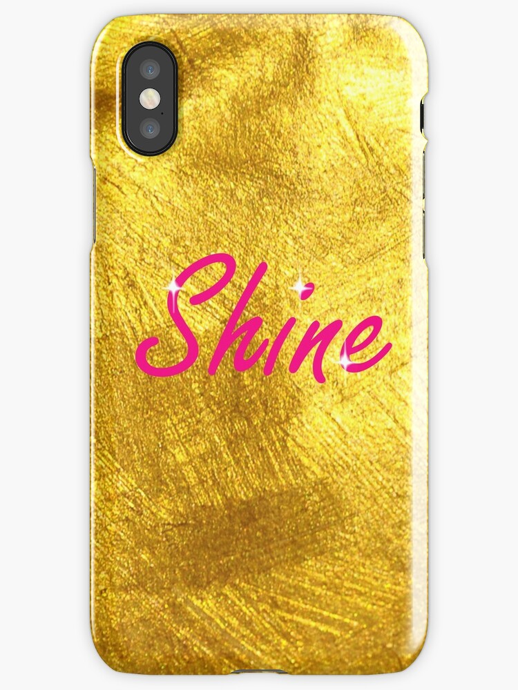 Ornate Glitzy Gold Shine  by Whimsydesigns